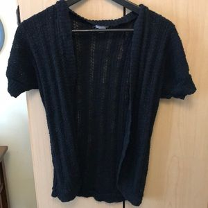 Knitted Short Sleeved Cover